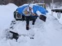 今年度の雪おろし事業(?)完了しました。