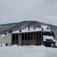 SL館雪おろしを開催します